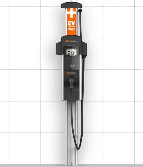 ChargePoint CT4013 GW1 Gateway Unit - electric car charging station EVSE