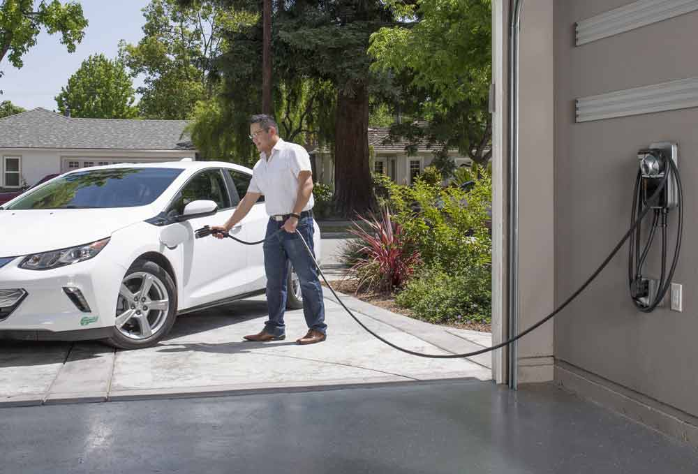 home electric car charger installation San Antonio Texas EVSE - Smart Charge America