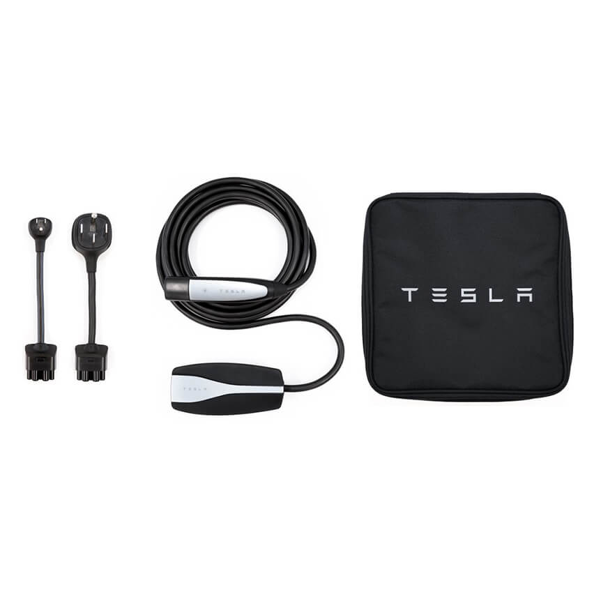 Tesla Model S X 3 Gen 2 Mobile Connector Bundle 300 00