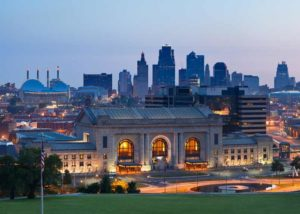 electric car charging stations in kansas city missouri